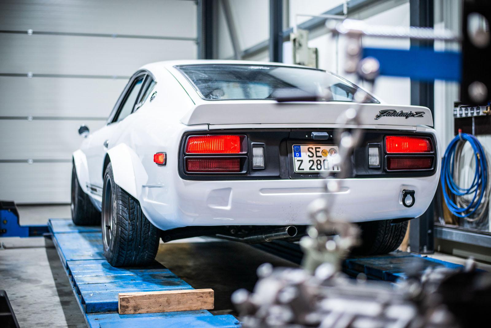 Datsun 260z FairladyZ