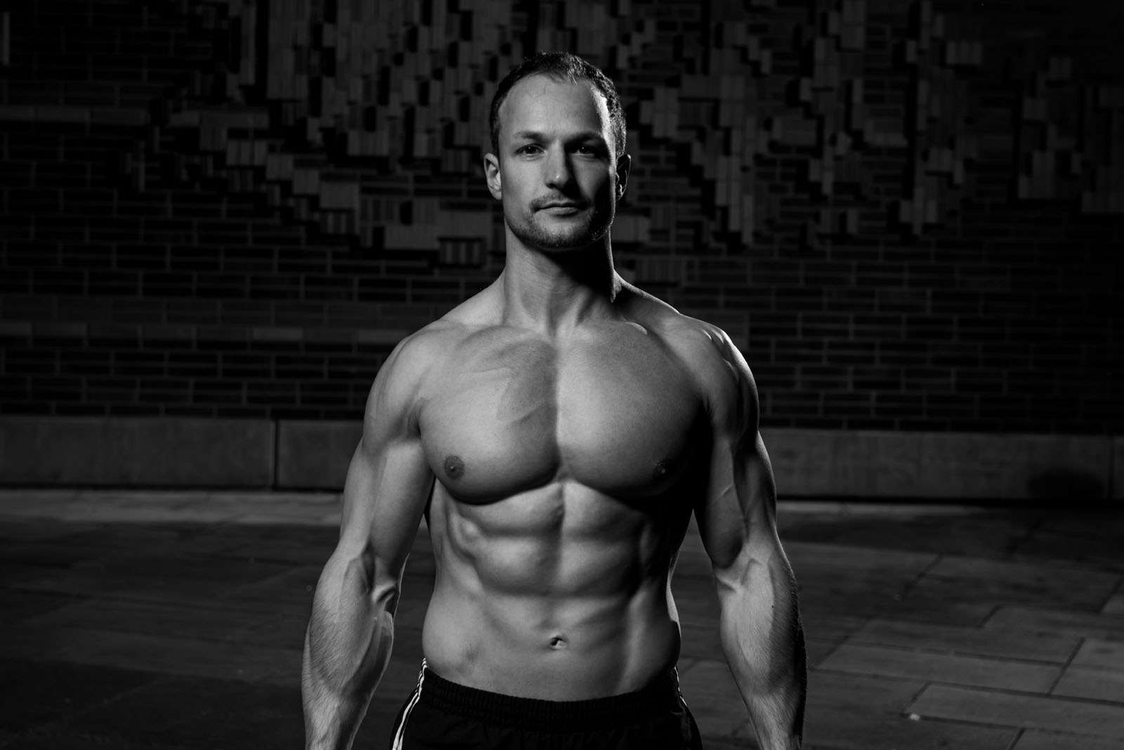 Bodybuilding Fitness Pierre